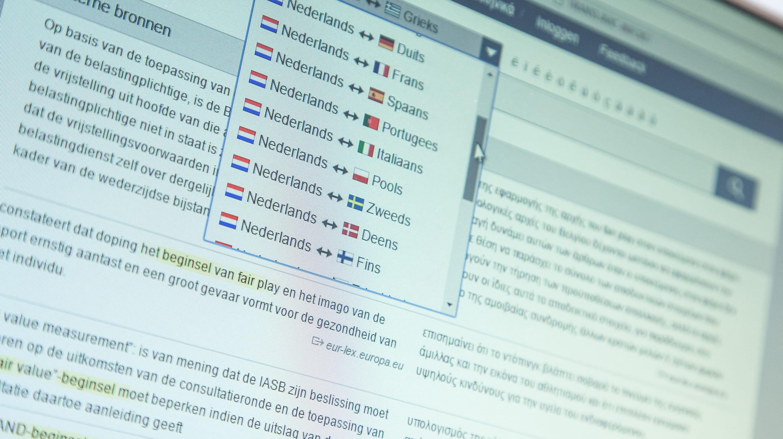 Translavic vertaalbureau vertaalt van en naar alle Europese talen